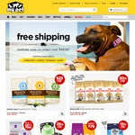 $15 off $45 Spend at Mypetwarehouse; Free Delivery over $49.99