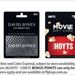 2,000 Bonus Flybuys (Worth $10) on Purchase of Any David Jones, Hoyts, Netflix, Typo Gift Cards @ Coles (Starts July 26)