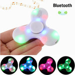 ECUBEE Bluetooth Chargeable Music LED Fidget Spinner US $1.69/AU $2.15 Delivered @ Banggood