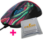 Rival 300 CS:GO Hyper Beast Bundle - Bonus CS: GO Pin - $69 @ PCCG