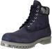 "Men's Timberland 6"" Premium Boot Navy, Nubuck Leather $99.95 (RRP $249.95) + FREE Shipping @ The Shoe Link"
