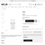 Apple AirPods $190 Delivered @ Myer