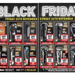 Shaver Shop Black Friday: Free Shipping on All Orders, Colgate: C250 $19.95/C350 $29.95, Dafni Hairbrush $149 + More