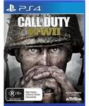 PS4 FIFA 18 $45, COD WW II, Assassin's Creed Origin $49 @ JB Hi-Fi
