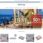Christmas Voucher - $10 to spend online ($50 Minimum spend) + Free Shipping @ MyHouse Australia