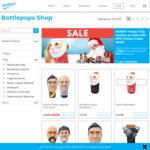 Extra 15% off Sitewide - Talking Bottle Openers by Bottlepops