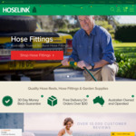 Hoselink 10% off Sitewide Boxing Day Sale