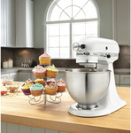 KitchenAid Classic Stand Mixer 5KSM45AWH (White) - $399 ($250 off) @ The Good Guys