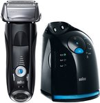 Braun Series 7 760Cc Electric Wet And Dry Foil Shaver With Clean And Charge Station $163.91 Delivered @ Amazon AU