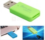 USB 2.0 Card Reader for Micro SD Card US $0.20 (A $0.26), Type C Male to USB 3.0 Female OTG Adapter US $0.50 (A $0.65) @ Zapals