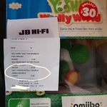 [Wii U] Yoshi's Woolly World (Green Amiibo Bundle) $5 @ JB Hi-Fi