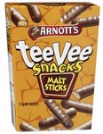 Arnott's Teevee Snacks Original or Choc Malt $1.82 (Was $3.65) 175g, Barilla Pasta Sauce 400g: $1.85 (Was $3.75) @ Coles