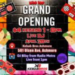 [QLD] Grand Opening of Kebab Bros - $4 Kebabs @ Ashmore, Saturday 28th April