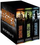 $0 Kindle eBook: The Breakers Series Books 1-3 (Was $4.99) @ Amazon AU, UK & US