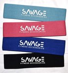 50% off Resistance Bands (Preorder Special) $12.50 @ Savage Fitness Accessories