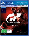 [PS4] Gran Turismo Sport (GT Sport) $12 + Delivery (Free with Prime/ $49 Spend) @ Amazon AU