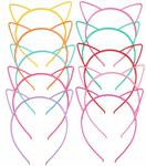 20% off Candygirl Headbands - Cat Ears 10pk $10.07 + Delivery (Free with Prime) @ Amazon AU