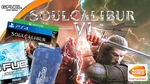 Win 1 of 10 SoulCalibur VI & G FUEL Prize Packs from Gamma Enterprises LLC