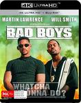 [Pre-Order] Bad Boys 4K UHD + Blu Ray $19.84 + Delivery (Free with Prime/ $49 Spend) @ Amazon AU