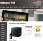 Yamaha NS-SW300 Subwoofer $499 (RRP $899) @ Eastwood Hi-Fi