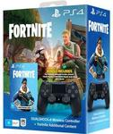 PlayStation 4 Dualshock 4 Wireless Controller Fortnite Bundle (Outfit + 500 V-Bucks) + 3 Months Stan $49 @ JB Hi-Fi