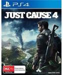 [XB1, PS4] Just Cause 4 Standard & JB Hi-Fi Edition (Renegade Pack) $69 @ JB Hi-Fi