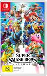 [Switch] Super Smash Brothers Ultimate - $68 Delivered @ Amazon AU