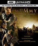The Mummy Ultimate Trilogy 4K $35.25 + Delivery (Free with Prime over $49) @ Amazon US via Amazon AU