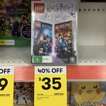 [Switch] LEGO Harry Potter Collection $35 in-Store (Save 40%) @ BIG W