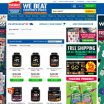Swisse 2kg WPI $36 ($84 off) Burn Whey or Whey Blend 2kg $30 ($70 off) Preworkout $13.49 ($31.50 off) + More @ Chemist Warehouse