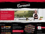 Free Sample of Dark Chocolate, Blueberry, Seed and Nut Bar - Carman's Fine Foods