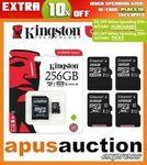 Kingston MicroSDXC Memory Card 128GB  $25.96 + Delivery (Free with eBay Plus) @ Shopping Square via eBay