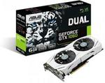 Asus GeForce GTX 1060 Dual OC 6GB Video Card $305 (Pick up/+ Delivery) @ Umart Online