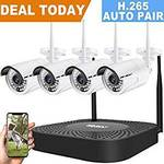GENBOLT Wireless Security Camera System $269.10 Delivered (10% off) @ GENBOLT via Amazon AU