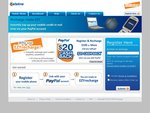$20 Cashback on Telstra Prepaid Recharges over $100 (PayPal Reqd) + Save up to $48 on iPad Data