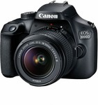 Canon EOS 3000D DSLR Camera $399 (Save $200) @ BIG W