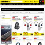 Audio Technica M40x $101.40 / M50x $149.40 / M50xBT $195 (40% off) @ JB Hi-Fi