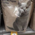 Recycled Paper Cat Litter 9L - $3 (Was $7) @ Kmart