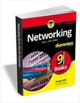 Networking All-in-One For Dummies eBook - Free for a Limited Time (Regular Price $17) @ Tradepub
