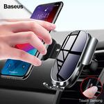 Baseus Intelligent Sensing Car Phone Holder Gravity Air Vent Car Mount Holder AUD $19.95 (Was AUD $41) Delivered @ eSkybird