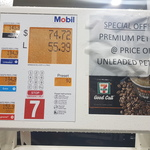 [VIC] Extra 95 Unleaded ($1.349/L) for The Price of Special 91 (Normally $1.469/L) @ 7-Eleven Mobil, Wantirna