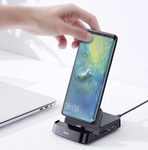 Baseus Type-C HUB USB C Docking Station USB C to HDMI Dock Power Adapter Standard Version AU$34.98 (AU$60) Delivered @ eSkybird
