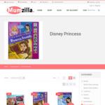 15% off Disney Princess Children's Books at Mumzilla