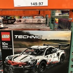 LEGO Technic Porsche 42096 $149.97 ($100 off RRP) @ Costco (Membership Required)