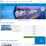 100,000 Bonus Flybuys Points (Worth $500) on Selected Royal Caribbean Cruises from $902pp Twin Share