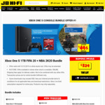 Xbox One X Gears 5 Edition + FIFA20 $569 ($540 with Discount Code on 10/10) @ JB Hi-Fi