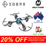 20% off Storewide - Holy Stone HS170 Predator Mini RC Helicopter Drone Quadcopter $52.76 Delivered @ SOBRE eBay Store