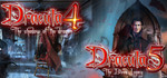 [PC, Mac, Steam] Free - Dracula 4 and 5 - Special Steam Edition