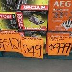 [VIC] Ryobi 1350W 185mm Circular Saw $49 @ Bunnings Epping