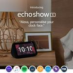 Black Friday Early Access Deal - Echo Show 5 $79, Echo Dot 3rd Gen $39 Delivered @ Amazon AU